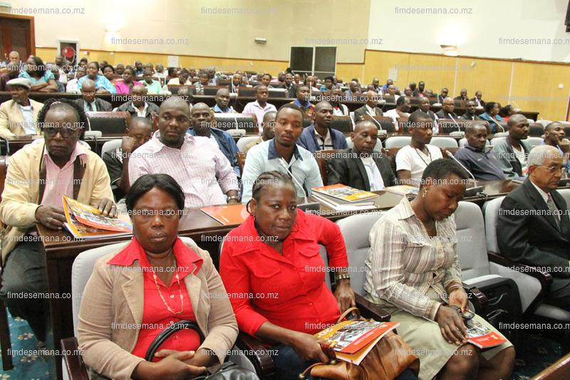 Accionistas que participaram na Assembleia Geral da CDM