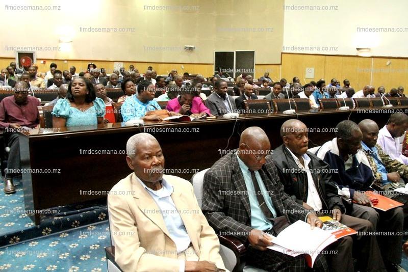 Accionistas que participaram na Assembleia Geral da CDM 1 2