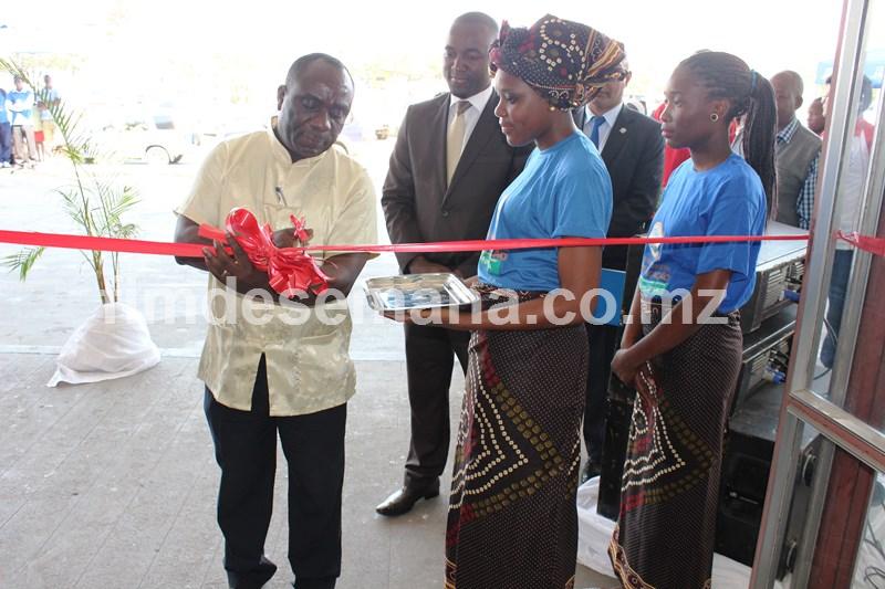 Cerimónia de abertura da VI Feira Regional de Educação