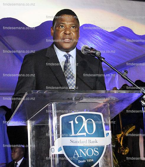 Ernesto Gove - Governador do Banco de Mocambique