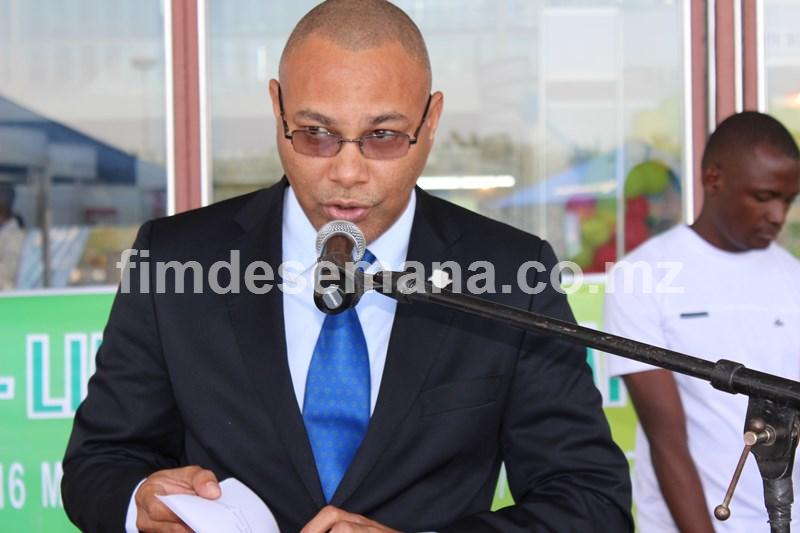 José Coelho - Gerente regional centro do Standard Bank