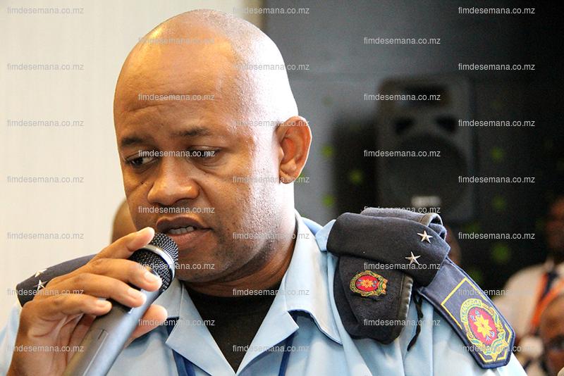 Osvaldo Correia -  Director de Normação e Procedimentos Aduaneiros das Alfândegas de Moçambique