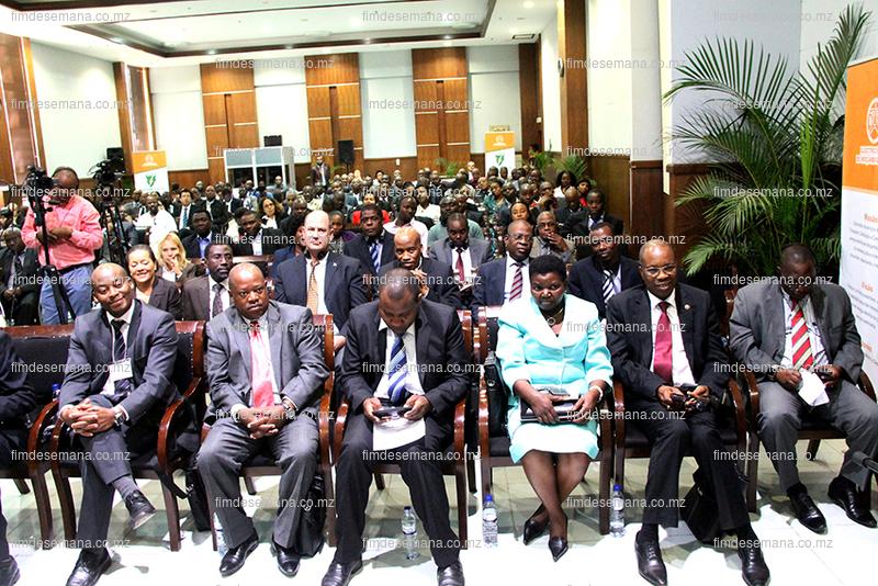 Participantes na Reunião da SAPP