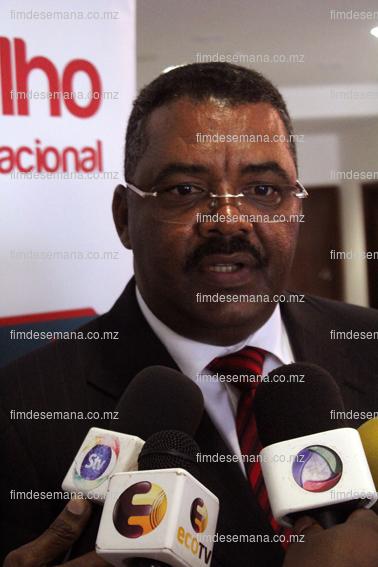 Rogerio Manuel Presidente da CTA