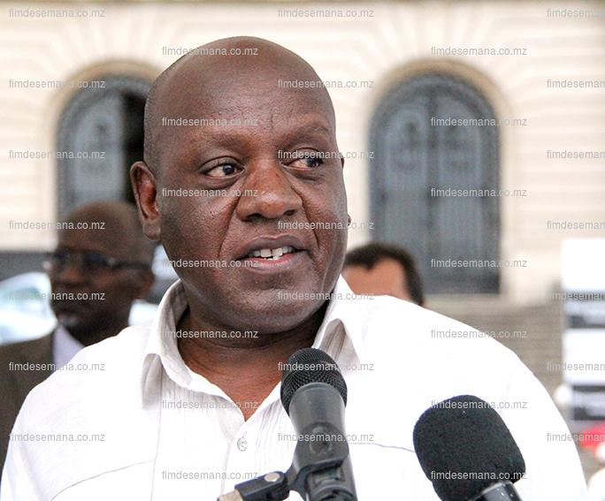 David Simango - Presidente do Conselho Municipal da Cidade de Maputo