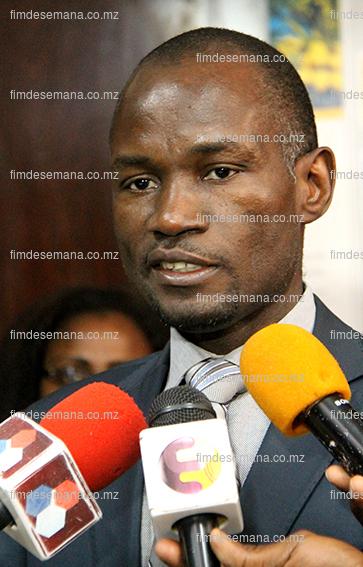 Francisco Mbofana Director Nacional de Saúde Pública no MISAU