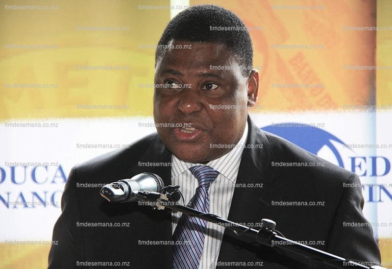 Ernesto Gove - Governador do Banco de Moçambique