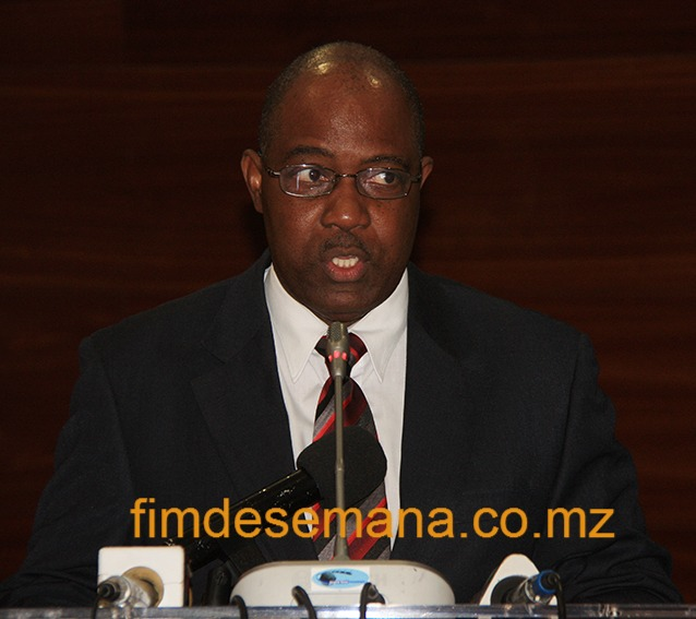 Júlio Mahumane -Secretário Permanente do Ministério da Energia