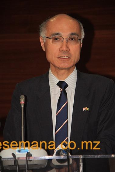 Katsuyoshi Sudo - Representante da JICA em Moçambique