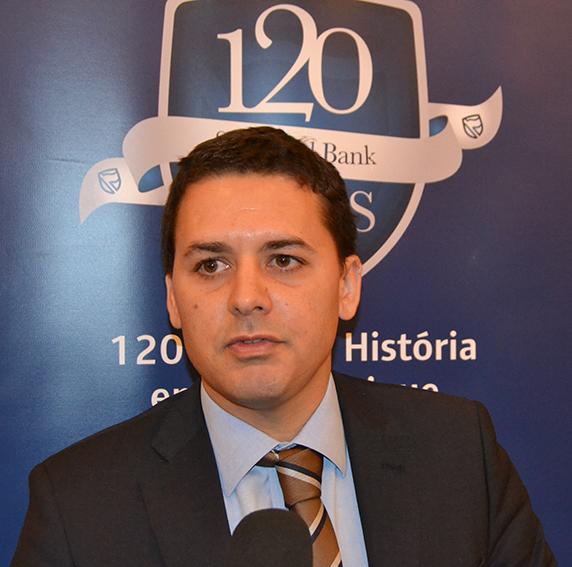 Miguel Vasconcelos - Director da Banca de Negócios do Standard Bank