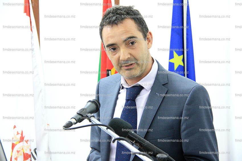 Piergiorgio Calistri - representante da União Europeia
