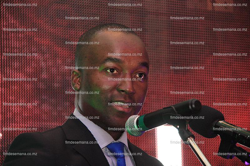 Cassamo Nuvunga -  Presidente da CADE