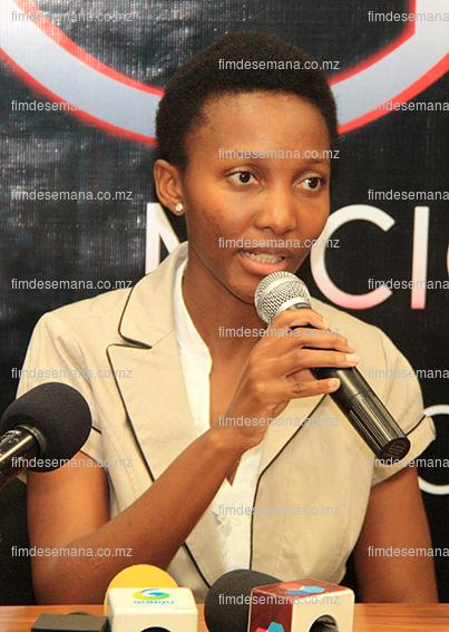 Cleotilde Chivambo - Vice-Presidente da CADE