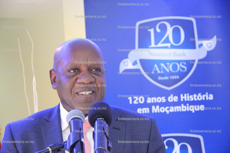 David Simango - Presidente do Conselho Municipal de Maputo