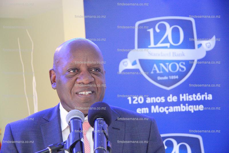 David Simango Presidente do Conselho Municipal de Maputo