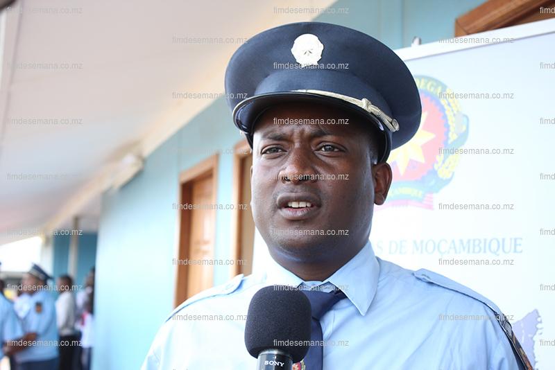 Félix Massangaie gestor da equipa das Alfândegas de Moçambique no projecto da Janela Única Electrónica