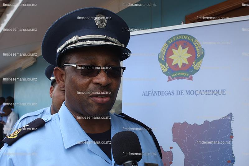 Guilherme Mambo director geral das Alfândegas de Moçambique