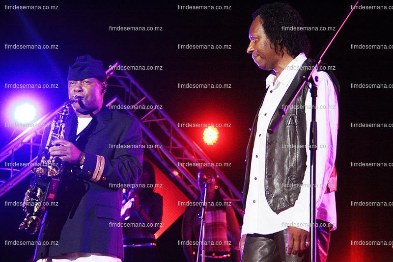 Otis e Pedro Ben em concerto 2