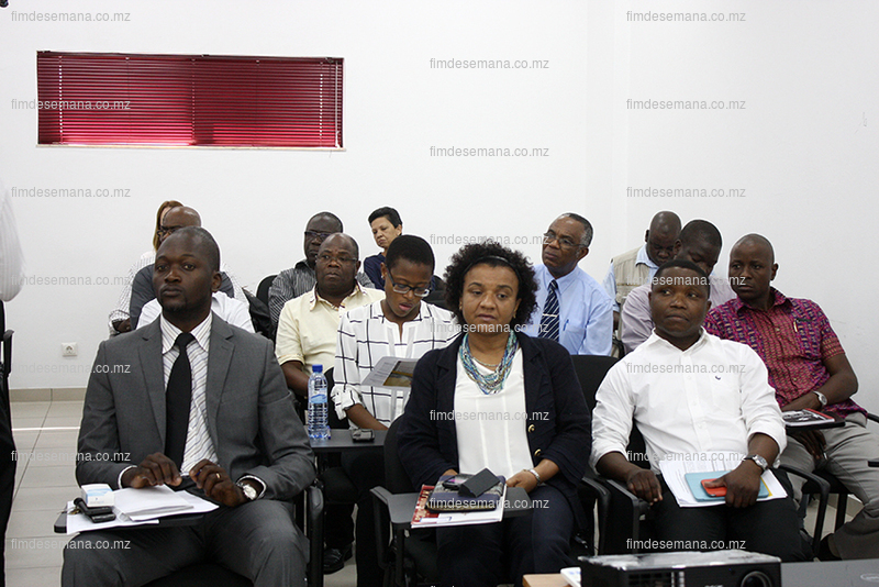 Parte dos participantes seminário de reflexão sobre Eleições Gerais