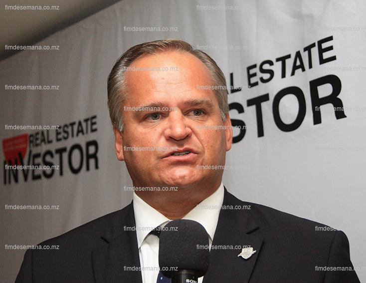 Ronaldo Toledo - Director da Banca de Investimentos do Standard Bank