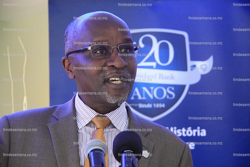 Tomás Salomão - PCA do Standard Bank