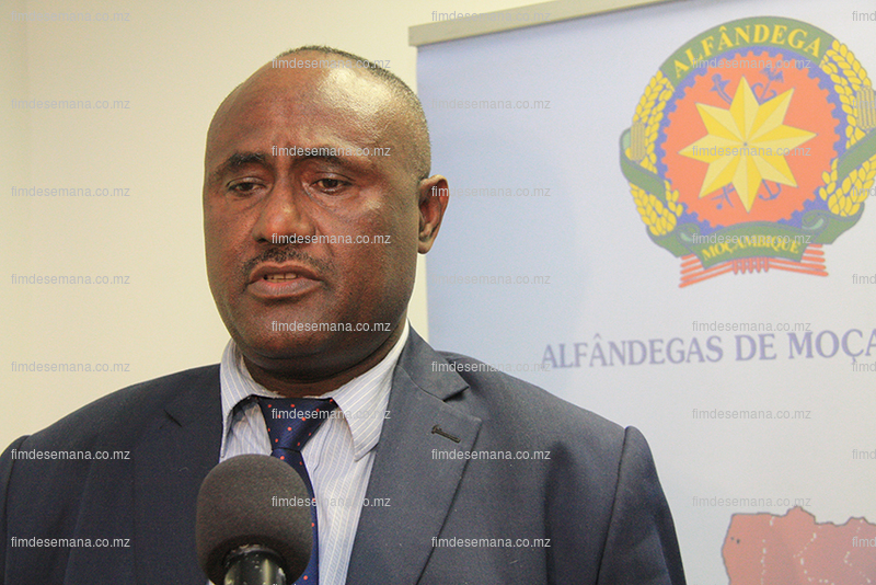 Abreham Nigussie - Director Geral Adjunto da Autoridade Tributária e Aduaneira da Etiópia