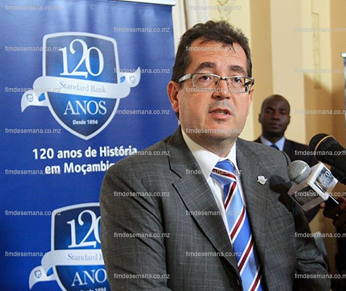 António Coutinho -  Administrador Delegado do Standard Bank