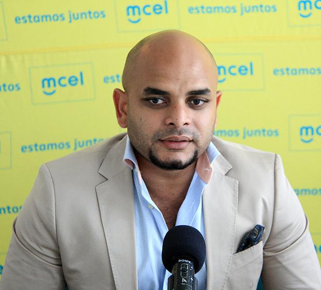Vali Sauji - director Geral da Vidisco Moçambique