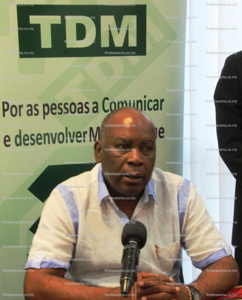 Zainadin Dalsuco -  Administrador Delegado da TDM