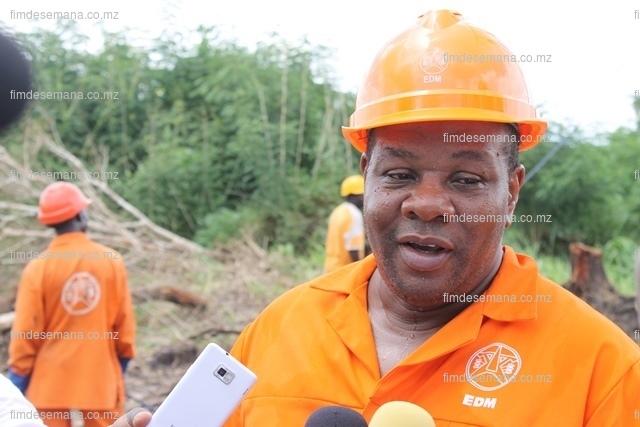 Gildo Sibumbe - Presidente do Conselho de Administração da EDM