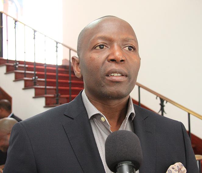 Rogério Samo Gudo - Presidente do Conselho de Administração da MCNet