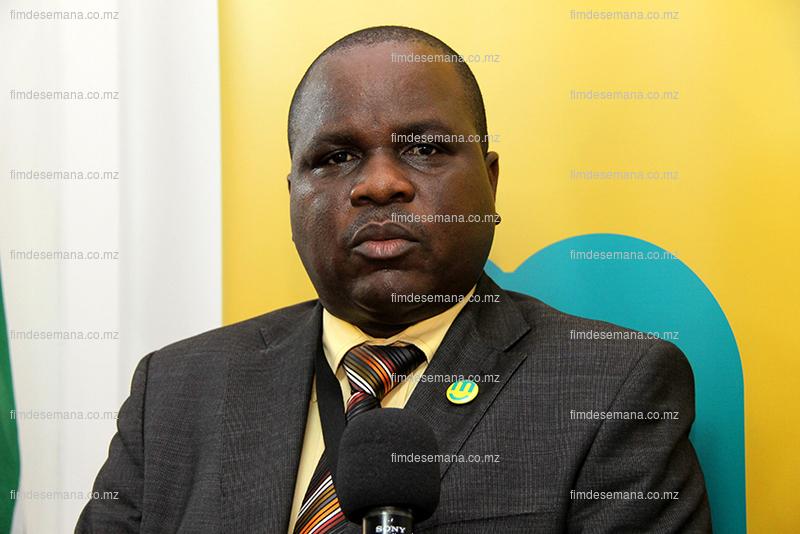 António Saíze - Administrador Delegado da mcel
