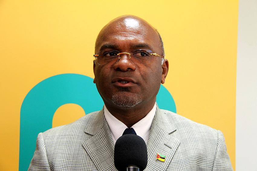 Carlos Mesquita - Ministro dos Transportes e Comunicações