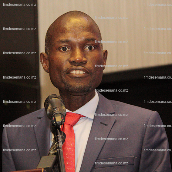 Francisco Mbofana - Director Nacional da Saúde Pública