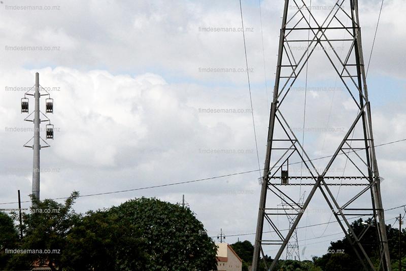 Nova Linha de Alta Tensão para melhorar qualidade de energia na cidade e província de Maputo 1