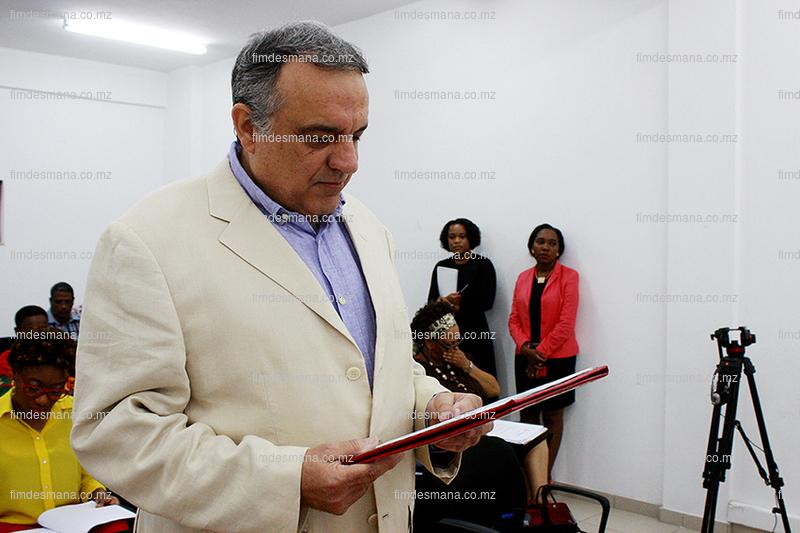 Vice Reitor Armando Jorge Pereira Lopes