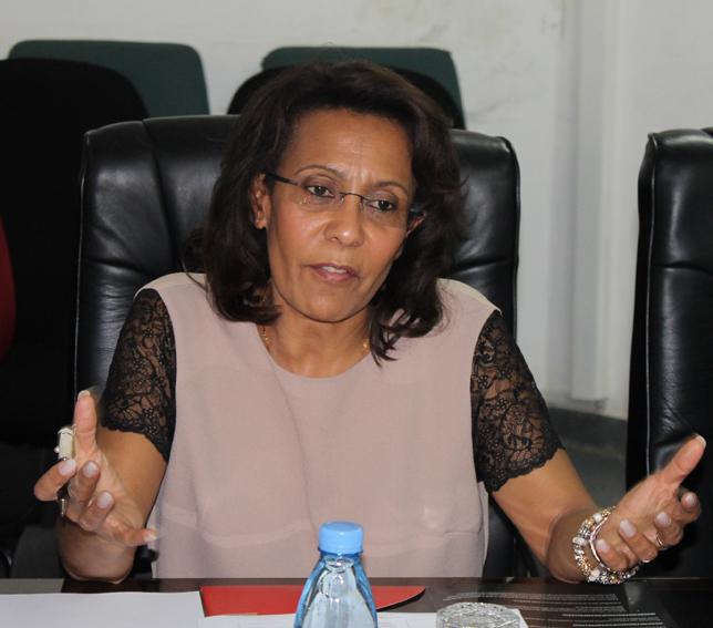 Maria da Assunção Abdula - responsável da Comissão de Responsabilidade Social da CTA