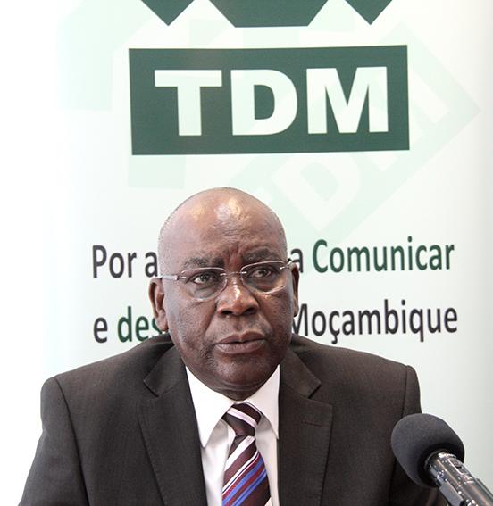 Zainadine Dalsuco - Administrador Delegado da TDM
