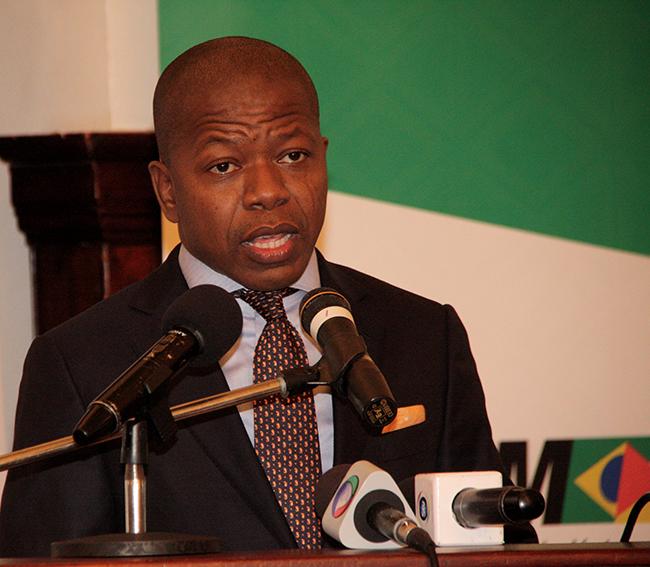 Agostinho Vuma - Vice Presidente da CTA