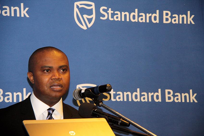 Chuma Nwokocha novo -Administrador Delegado do Standard Bank
