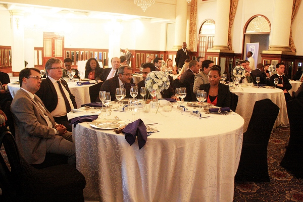 Encontro entre empresários brasileiros e moçambicanos promovido pelo Standard Bank 2