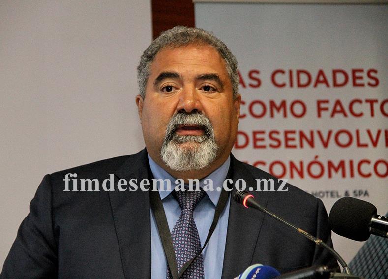 Francisco Viana - Presidente da Direção da Confederação Empresarial dos PALOPs