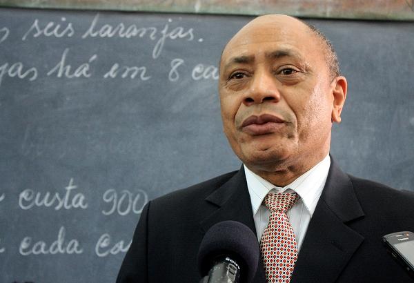 Lourenço de Rosário presidente da FUNDE 2
