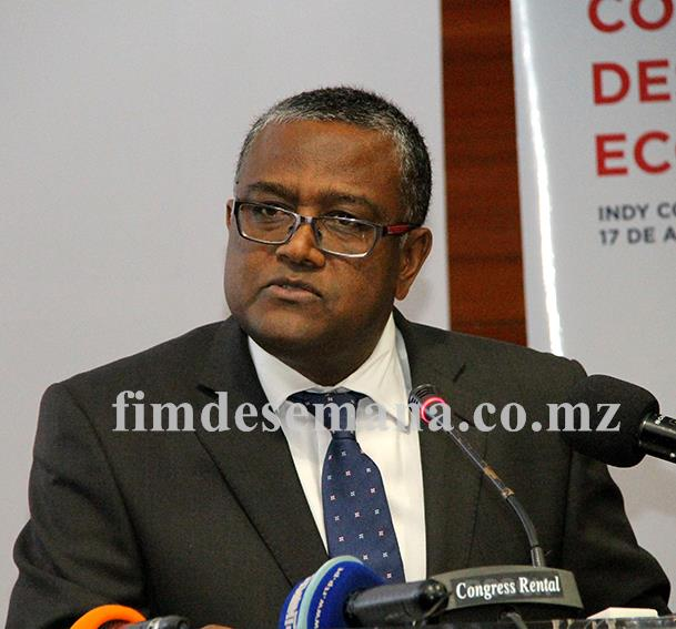 Omar Mithá - Vice Ministro da Indústria e Comércio