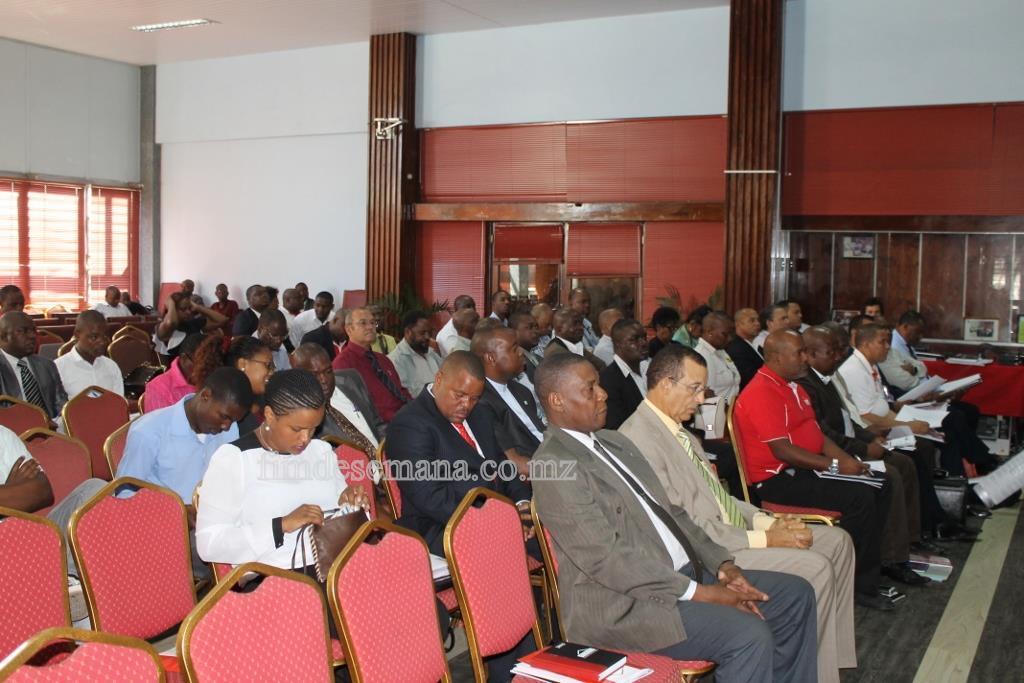 Participantes no II Seminário Nacional dos CEPs