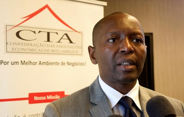 Rogério Samo Gudo - Assessor do Conselho de Direcção da CTA