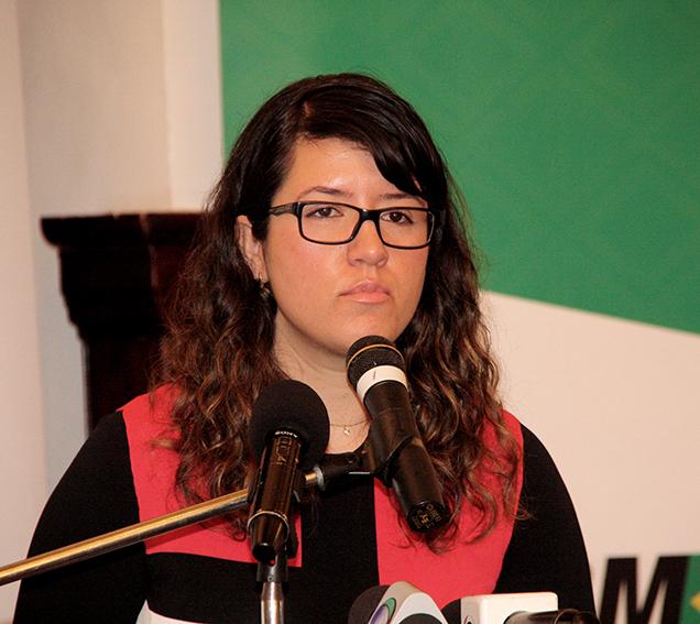 Sabrina Ferraz - Gerente Regional da Câmara de Comércio Indústria e Agropecuária Brasil-Moçambique
