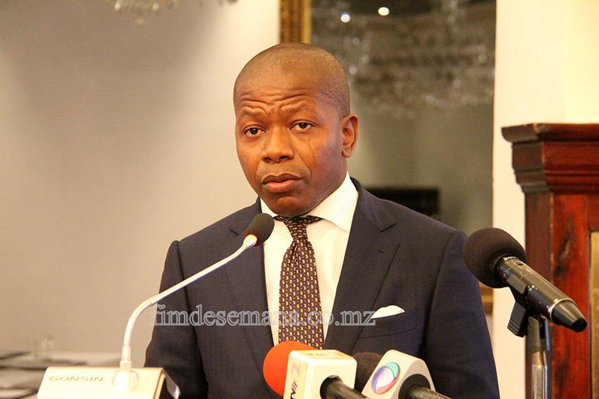 Agostinho Vuma - Presidente da Federação Moçambicana de Empreteiros