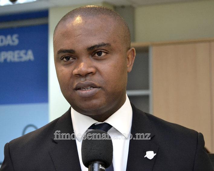 Chuma Nwokocha -Administrador Delegado do Standard Bank