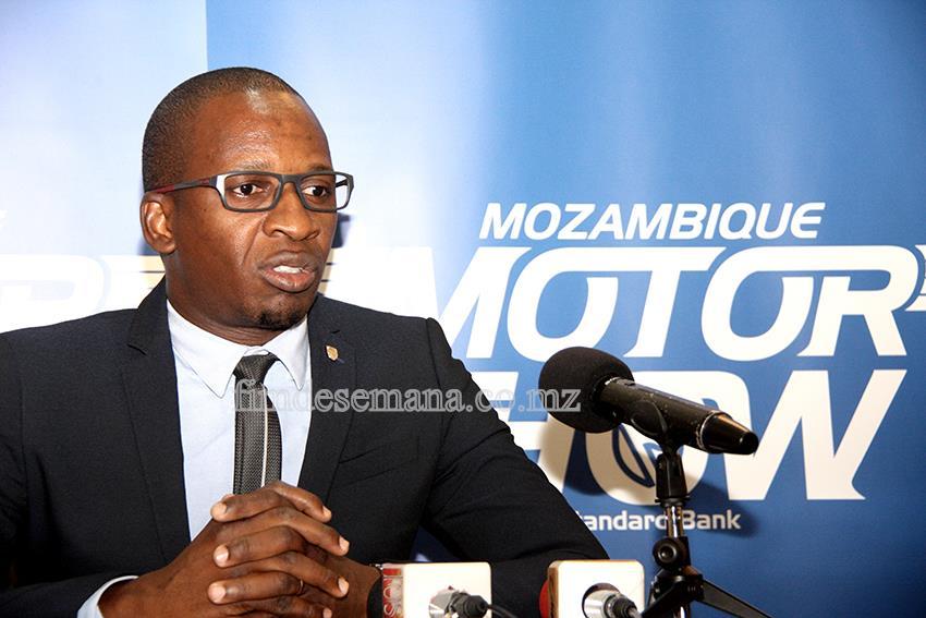 Claudio Banze - Director de Canais de Distribuição Vendas e Serviços do Standard Bank